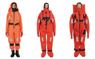 Immersion Suit / Survival Suits