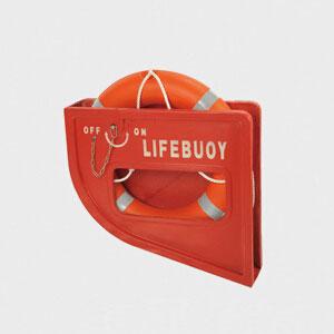 Lifebuoy Quick Release Device