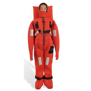 Child Immersion Suit