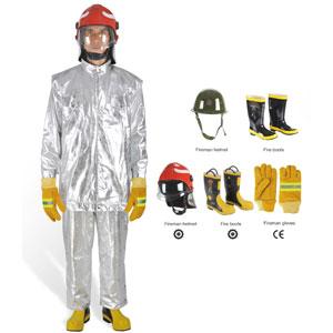 Fireman Protective Suit