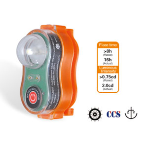 RSYD-A2 Life Vest Light