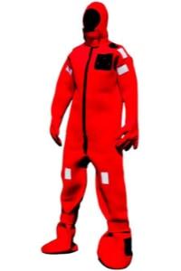 Figure 1 Immersion suit