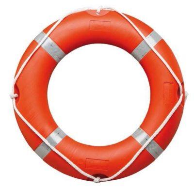 Figure 1 Orange Lifebuoy Ring
