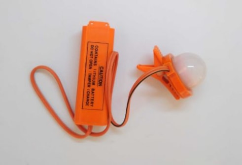 Figure 1 What is life jacket light