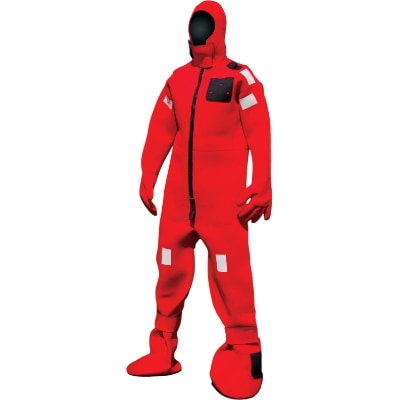 Figure 10: Coldwater Immersion Suit