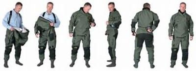 Figure 12: Military Immersion Suit