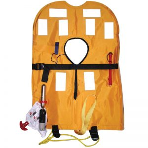 Figure 16: How to Service a SOLAS Inflatable Life Jacket?