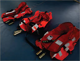 Figure 17: How to Test a SOLAS Inflatable Life Jacket?