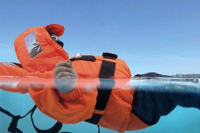 Figure 19: How often should you Service/Replace A SOLAS Inflatable Life Jacket?