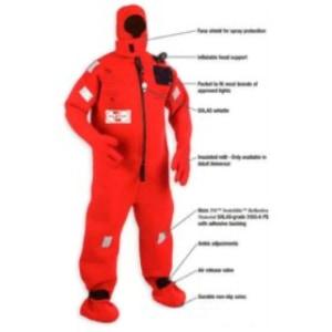 Figure 2: A good Immersion Suit