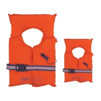 Figure 23: How is the SOLAS Life Jacket Marked?
