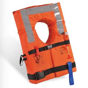 Figure 26: SOLAS Requirements for Life Vest