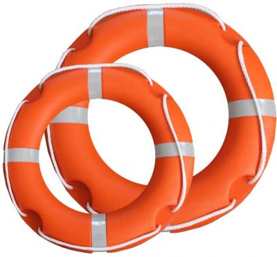 Figure 3 SOLAS requirements of lifebuoy ring