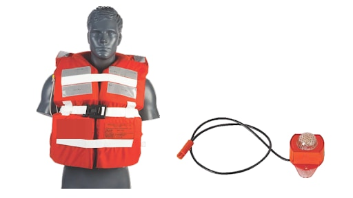 Figure 4: All life jackets have lights or not?