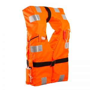 Figure 4: How to Inspect SOLAS Life Jacket