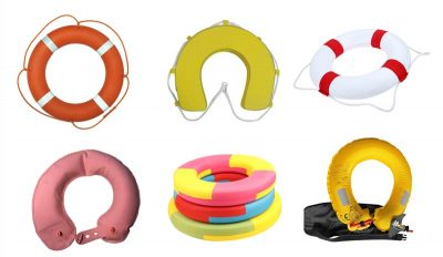 Figure 4 Products related to lifebuoy ring.