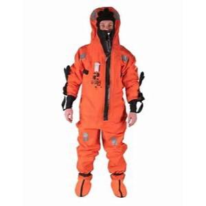 Figure 6(b) Orange suit
