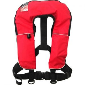 Figure 8 How does SOLAS Inflatable Life Jacket Function