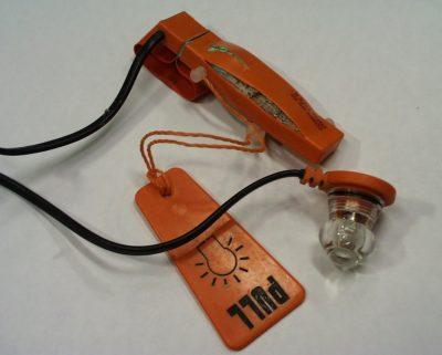 Figure 9: Corrosion-free life jacket lights