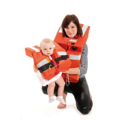 Figure 9: SOLAS life Jacket for Children
