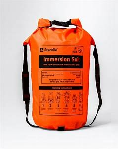 Figure 9: Store bag for an Immersion Suit