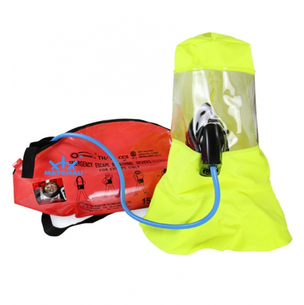 Figure 13: An Emergency Escape Breathing Device (EEBD)