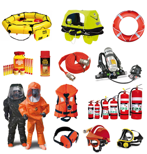 Figure 3 Offshore Safety Equipment