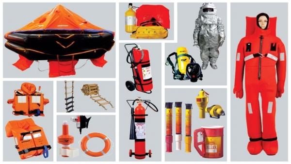 Figure No.1 Marine Life Saving Accessories